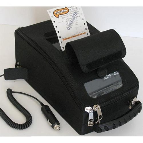SEWOO ADP-400 (E-5) Çiftli 9 Pin 40 Kolon Paralel+Seri+Bluetooth Araç içi Çantalı Yazıcı