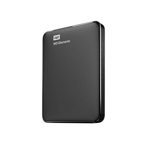 WD 2.5 ELEMENTS 2TB USB 3.0 EXTERNAL HDD SİYAH WDBU6Y0020BBK-WESN