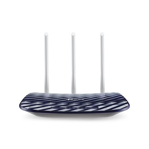 TP-LINK ARCHER-C20 733Mbps 4x Lan + 1x Wan Kablosuz-Ethernet Dual-Band Router
