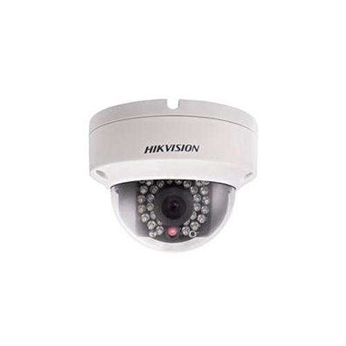 HIKVISION DS-2CD2110F-I 1.3MP 4mm Sabit Lensli IR 30m Gece Görüş IP Dome Kamera PoE