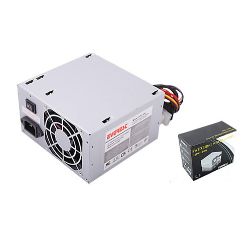 EVEREST HPC-300 300W Atx Power Supply