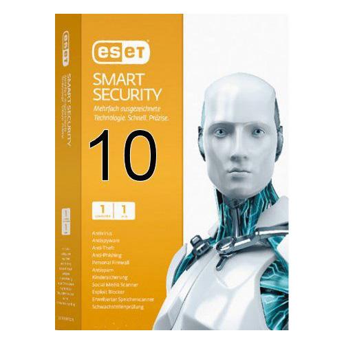ESET NOD32 Internet Security V10 Türkçe 1 Kullanıcı 1 Yıl Box
