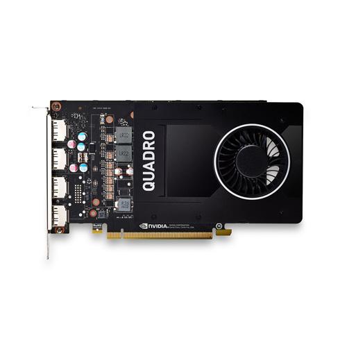 PNY QUADRO Nvidia 5GB P2000 GDDR5 160 Bit VCQP2000-PB