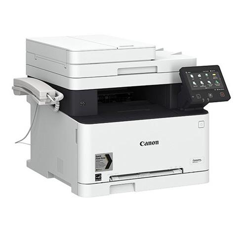 CANON I-SENSYS MF635CX Renkli Laser Yazıcı A4 Fotokopi Tarayıcı Fax 1GB RAM 18 ppm S/B 18 ppm Renkli Wireless+Usb2.0+Net