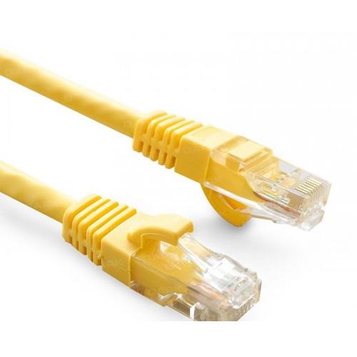 DARK DK-CB-NT6U200Y Cat6 Utp ( 2 Metre ) %100 Bakır Sarı Patch Kablo