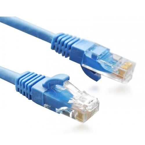 DARK DK-CB-NT6U200BU Cat6 Utp ( 2 Metre ) %100 Bakır Mavi Patch Kablo