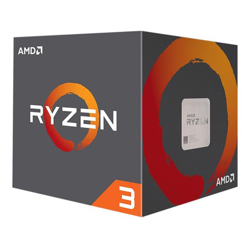 AMD RYZEN3 1200 3,1/3,4 GHz 8MB AM4+ 65W Wraith (Ekran Kartı Gerekir)