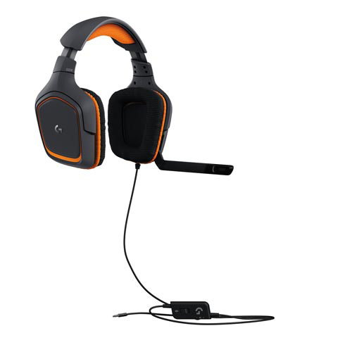 Logitech 981-000627 G231 Kafa Bantlı Mikrofonlu Gaming Kulaklık