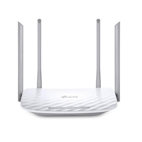 TP-LINK ARCHER-C50 867Mbps 4x Lan + 1x Wan Kablosuz-Ethernet Dual-Band Router