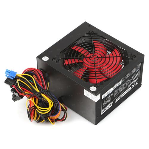TX PowerMAX TXPSU400C1 400W Power Supply 3xSATA, 2xIDE 6Pin PCI-E