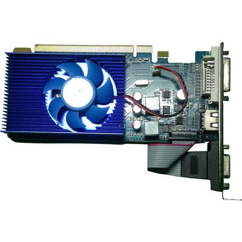 Seclife 1GB Radeon HD 5450 DDR3 64 Bit HDMI DVI VGA LP Single Fan