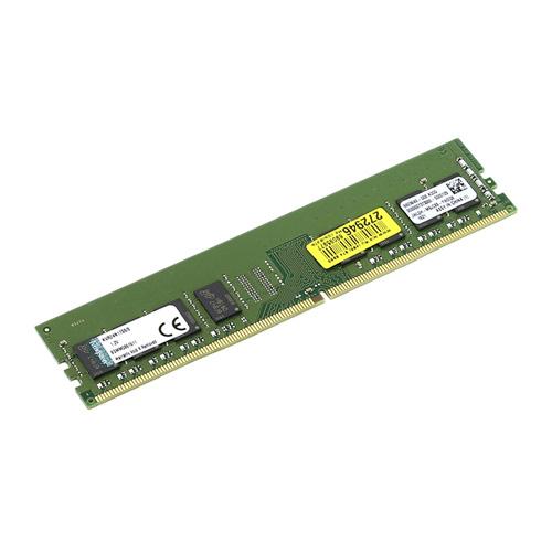 KINGSTON 8GB DDR4 2400Mhz CL17 Pc Ram KVR24N17S8/8