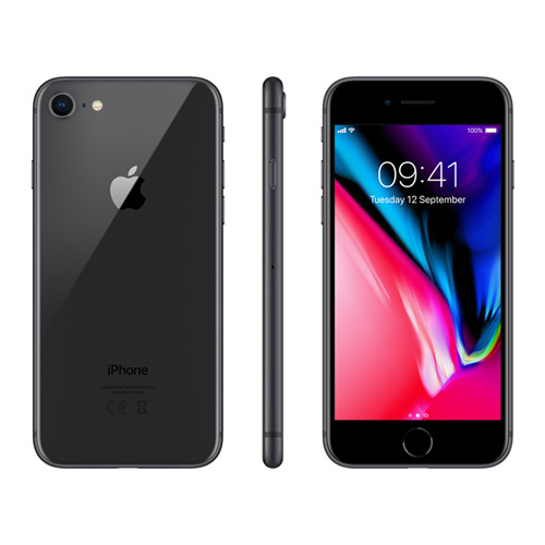 Apple iPhone 8 MQ6G2TU/A Space Gray 4.5G 4.7 64 GB Distribütör