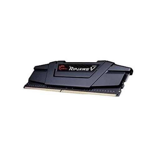 GSKILL RipjawsV Siyah 8GB (1x8GB) 3200Mhz DDR4 Pc Ram F4-3200C16S-8GVKB 1.35V