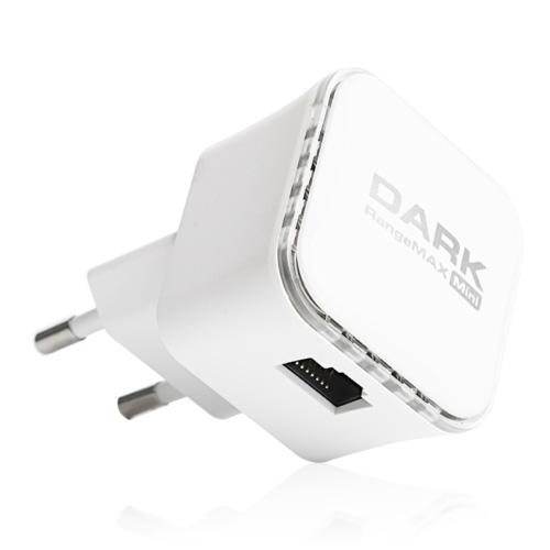 DARK RangeMax DK-NT-WRT360 300Mbps 1 Port Adaptörsüz Tasarım Router-Access Point-Repeater 2x3 dBi Antenli 802.11n Wifi
