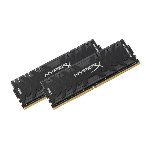 KINGSTON Hyperx Predator 32GB (2x16GB) 3000Mhz DDR4 CL15 Pc Ram HX430C15PB3K2/32