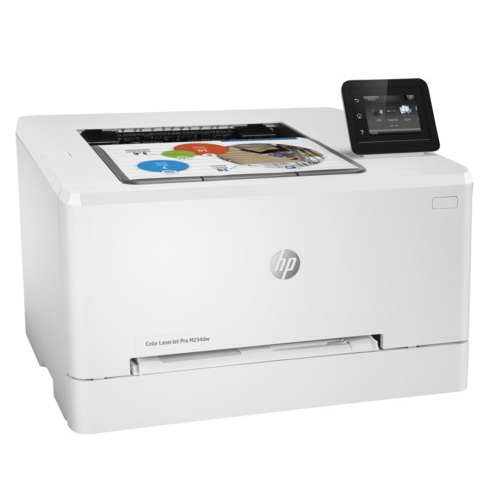 HP T6B60A Laserjet Pro M254dw Renkli Laser Yazıcı A4 Dublex 21 ppm S/B 21 ppm Renkli USB 2.0, Network, Wifi