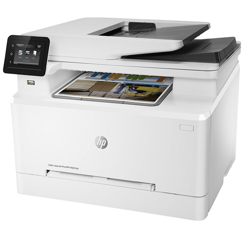 HP T6B81A Laserjet Pro MFP M281fdn Renkli Laser Yazıcı A4 Fotokopi Tarayıcı Fax Dublex 21 ppm S/B 21 ppm Renkli USB 2,0