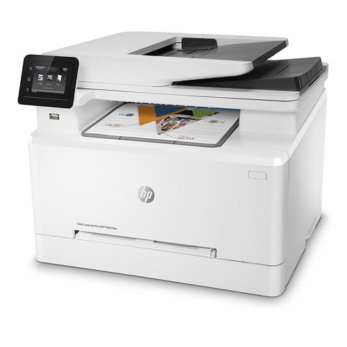 HP T6B82A Laserjet Pro MFP M281fdw Renkli Laser Yazıcı A4 Fotokopi Tarayıcı Fax Dublex 21 ppm S/B 21 ppm Renkli Wireless