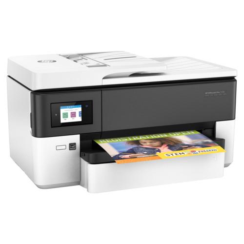HP Y0S18A Officejet Pro 7720 Renkli Inkjet Yazıcı A3/A4 Fotokopi Tarayıcı Faxlı 22 ppm S/B 18 ppm Renkli USB 2.0, Networ