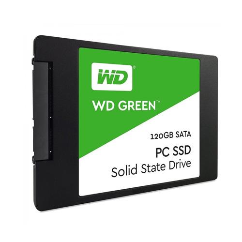 WD GREEN 3D 2.5 120GB SSD SATA3 545 MB/s WDS120G2G0A