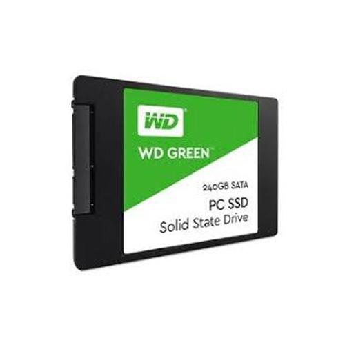 WD GREEN 3D 2.5 240GB SSD SATA3 545-465MB/s WDS240G2G0A
