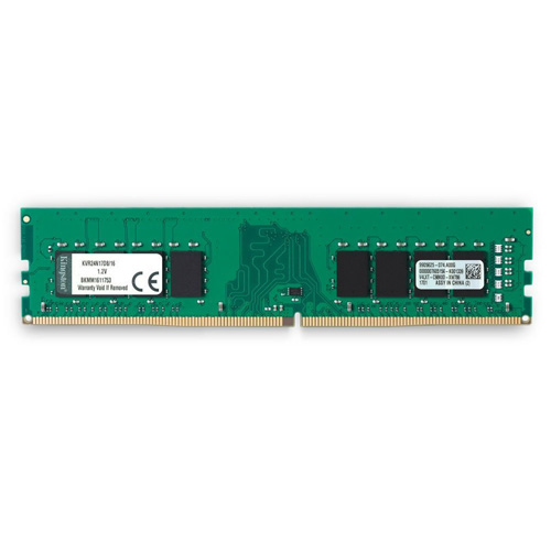 KINGSTON 16GB 2400Mhz DDR4 CL17 Pc Ram KVR24N17D8/16
