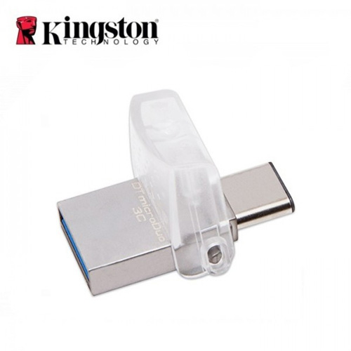 KINGSTON 32GB MicroDUO + TYPE-C USB 3.1 Flash Disk DTDUO3C/32GB