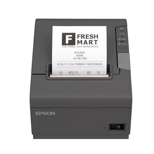 EPSON TM-T88V Termal Transfer USB+ETHERNET Termal Yazıcı