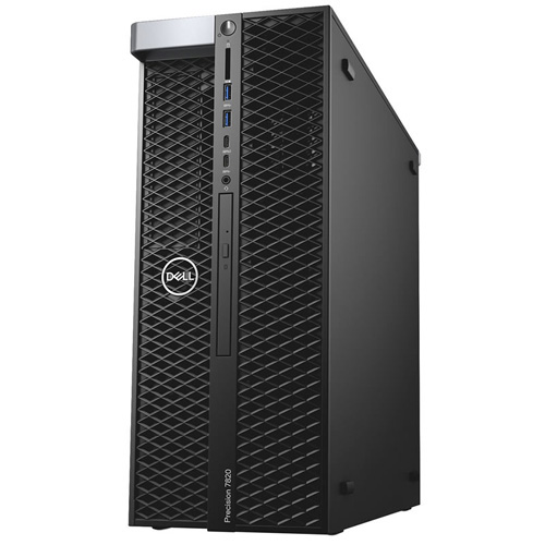 DELL T7820 2x Dual Intel Xeon SILVER-4110 32GB (4x8GB) 256GB SSD Tower W10PRO