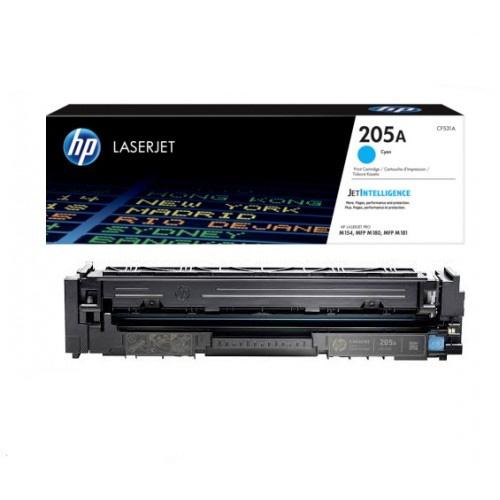 Hp CF531A 205A Toner 900 Sayfa Mavi