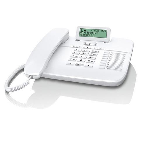 GIGASET DA710 Masaüstü Lcd Ekran (100 Hafıza) Masaüstü Beyaz