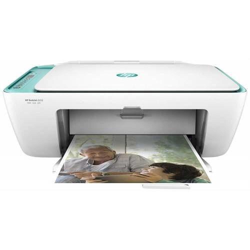 HP V1N05B Officejet 2632 Renkli Inkjet Yazıcı A4 Fotokopi Tarayıcı 7 IPM 4 IPM USB 2.0