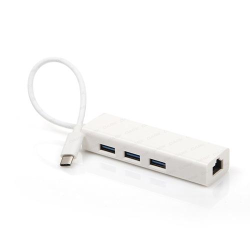 Dark DK-AC-U31X3GL Usb3.1 Type C - Usb3.0 Gigabit Ethernet