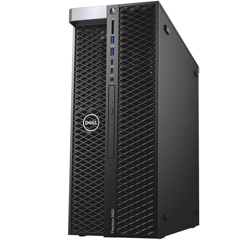 DELL T5820 Intel Xeon W-2104 16GB (2x8GB) 256GB SSD Tower W10PRO