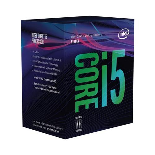 INTEL Core i5 8400 6 2.80 Ghz 9MB LGA1151