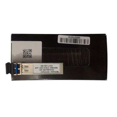 LANSAN 1.25Gb/s LNS-3014-HP 850nm 550m Multimode SFP Fiber Modül SMF LX