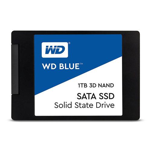 WD Blue 2.5 1TB SSD SATA3 560/530 WDS100T2B0A