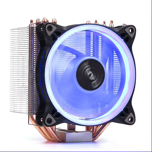 Dark Freezer X124 DKCCX124B İntel + AMD Ryzen Mavi Ledli 120MM İşlemci Fanı