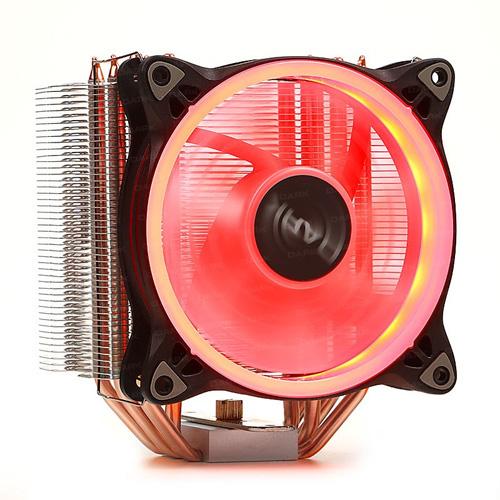Dark Freezer X124 DKCCX124R İntel + AMD Ryzen Kırmızı Ledli 120MM İşlemci Fanı