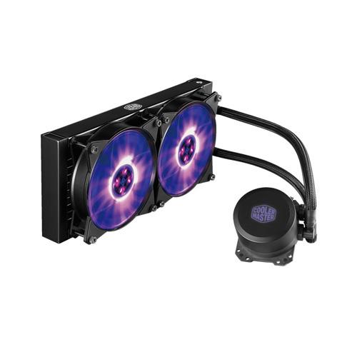 COOLER MASTER MasterLiquid ML240L MLW-D24M-A20PC-R1 RGB LED Fanlı Sıvı Soğutma Kiti