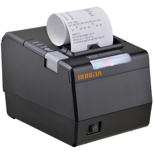 RONGTA RP850A Doğrudan Termal 72 mm 300 mm/sn USB+SERİ+ETHERNET Fiş Yazıcısı