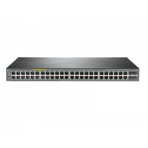 HP 48 Port 1920S-48G-24-PoE+ JL386A 10/100/1000 24 Port PoE+4 x SFP Switch (370W)