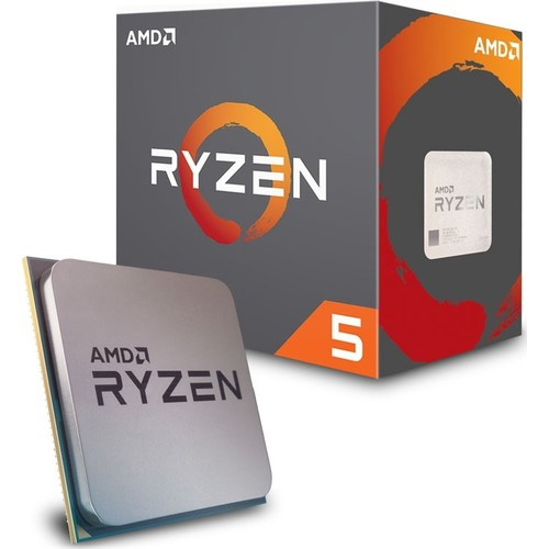 AMD RYZEN 5 2600X 4,25GHz AM4+ 95W Wrait