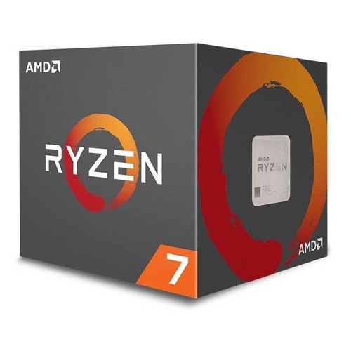 AMD RYZEN 7 2700X 8-Core 3,70-4.30GHz 16MB AM4 105W FAN VAR
