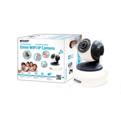 KGuard QRT-5101 IR LED HD MİNİ WİFİ NETWORK IP KAMERA