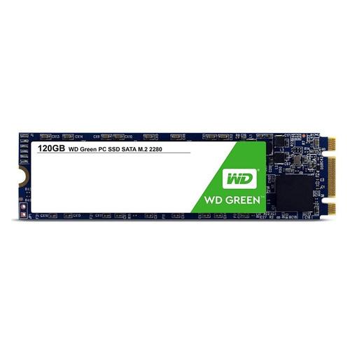 WD GREEN 120GB SSD M.2 545 MB/s WDS120G2G0B