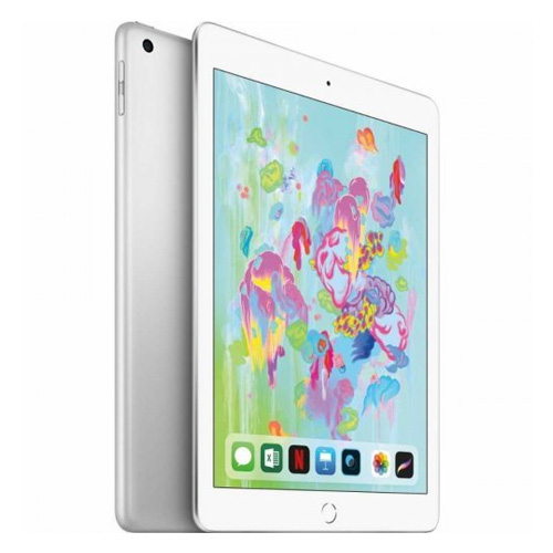 APPLE IPAD MR7K2TU/A 128GB 9.7 inç Wi-Fi 6.nesil Tablet PC Distribitör Silver
