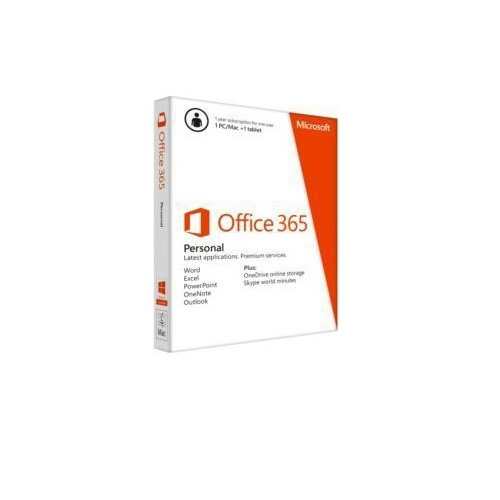 Microsoft Office 365 Personel Trk Box 32/64 Bit QQ2-00521