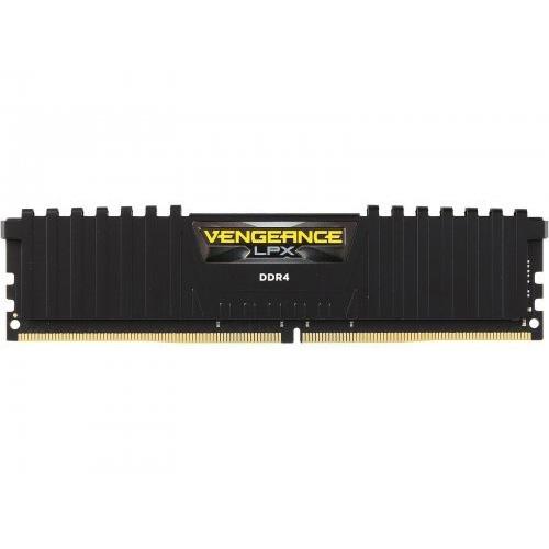 CORSAIR VENGEANCE LPX GAMING 8GB (1x8GB) DDR4 3000Mhz Soğutuculu CL16 Pc Ram CMK8GX4M1D3000C16